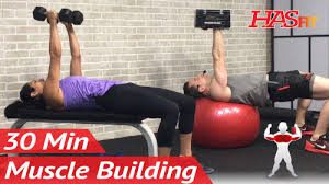 triceps workout to build muscle