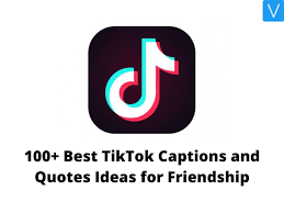 best tiktok captions and quotes ideas for friendship version weekly