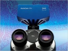 Zeiss AxioCam HR - Micron optical