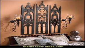 Gothic Tree Wall Decals Bare Nature Style Room Art Stickers Home Independence