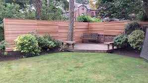Slatted Fence Panels View Our Timbers Slattedscreenfencing Co Uk