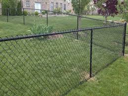 How To Install A Chain Link Fence In Broward County Broward County Fence Pergola