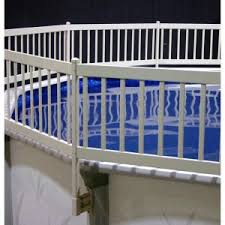 Pool Decks Fencing Above Ground Pool Fences Namco Pool