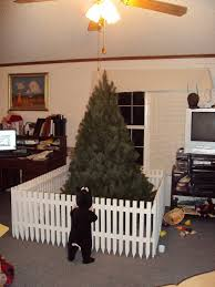 Problem Solved Christmas Tree Fence Childproof Christmas Tree Christmas Tree Gate