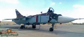 Israel Shoots Down Syrian Sukhoi Su 24 Fencer Fighter Bomber The Aviation Geek Club