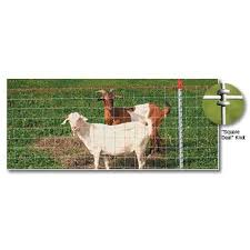 Heavy Wire Farm Ranch Specialty Fences Red Brand Square Deal Sheep Goat Gatti Morrison