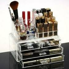 stand drawers cosmetic case holder