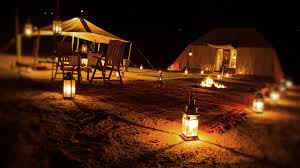 Desert Camp Sam Sand Dunes : Camp In Sam Sand Dunes | by ...