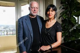 David Gilmour left Polly Samson pose portrait Editorial Stock Photo - Stock  Image   Shutterstock