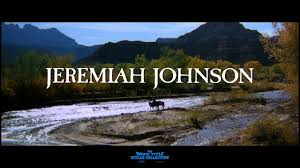 Jeremiah Johnson (1972) title sequence - YouTube