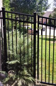 Black Metal Fences Fence Companies Gate Companies Lifetime Fence Company Frisco Fort Worth Denton Lewisville