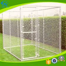 China Galvanized Wleded Wire Mesh Filled Outdoor Dog Fence China Pet Product Metal Dog Cage Dog Kennel And Large Outdoor Chain Link Dog Kennels Price