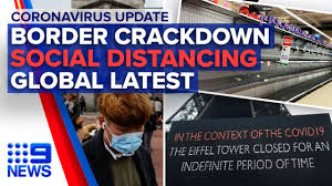 Coronavirus: New border restrictions ...