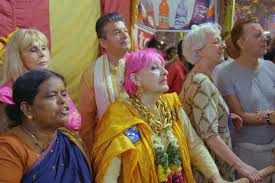 Real Marigold Hotel back on BBC One ...