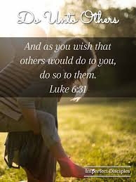 do unto others luke scripture memory song wonder quotes