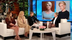 Bombshell' Star Charlize Theron on If She's Had Contact with Megyn ...