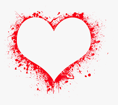 love heart png image good morning