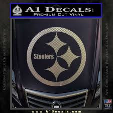 Pittsburgh Steelers Decal Sticker A1 Decals