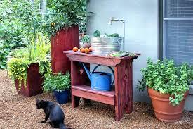 outdoor sink scrumyumptious com