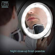 10x magnifying makeup mirror led makeup