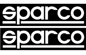 Sparco Racing Decal Sticker New Whit Buy Online In Grenada At Desertcart