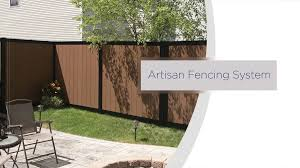 Freedom Outdoor Living Artisan Fence On Vimeo