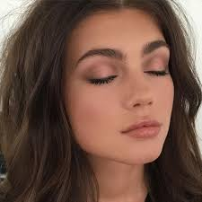 pull off a natural makeup look