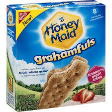sco honey maid grahamfuls filled
