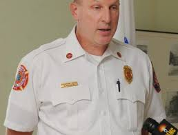Northampton Fire Chief Sworn In Today | WHMP 101.5 & 107.5FM / 1240 & 1400  AM