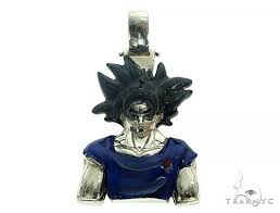 custom made goku anime manga character