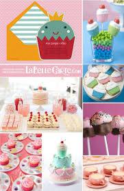 Invitaciones Infantiles E Ideas Para Celebrar Un Cumpleanos De Cupcakes Decoracion De Fiestas Infantiles Invitaciones Para Fiestas Infantiles Fiesta De Cumpleanos De Ninos