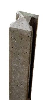 Grange Concrete Fence Post H 2 36m Departments Diy At B Q
