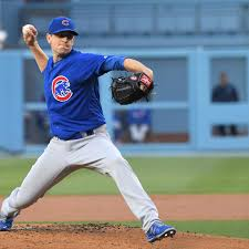 With Kyle Hendricks on IL (shoulder), Cubs eye prospect Adbert Alzolay for  possible debut - Chicago Sun-Times