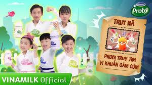 MV Probi Truy Tìm Cảm Cúm - Thử Thách Lớn Khôn Cho Con Khỏe Mạnh ...