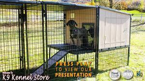 Dog Kennel Runs Online Store K9 Kennels