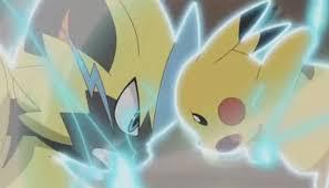 Pokemon': Watch Pikachu and Zeraora's Electrifying Battle