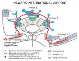 newark airport parking lax