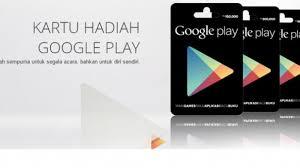 voucher beli aplikasi di google play