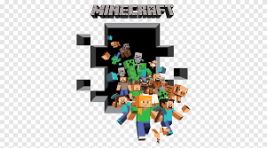 Minecraft Character Illustration Minecraft Paper Wall Decal Sticker Wall Decal Room Video Game Png Pngegg