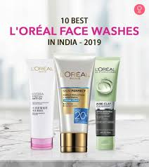 10 best l oréal face washes in india 2019