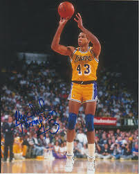 MYCHAL THOMPSON Lakers HAND SIGNED 8 x 10 Photo Autograph w/ COA AUTO Klay  | eBay