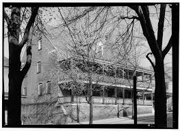 The Tavern, 800 South Main Street, Winston-Salem, Forsyth County, NC -  Photos from Survey HABS NC-12-C-3 | Library of Congress