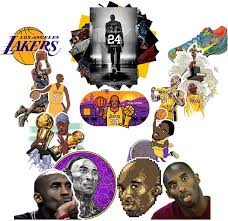 Amazon Com Gtotd Stickers For Basketball Star Kobe Large Size 20 Pieces For Laptop Kids Cars Motorcycle Bicycle Skateboard Luggage Bumper Stickers Hippie Decals Bomb Waterproof Not Random Arts Crafts Sewing