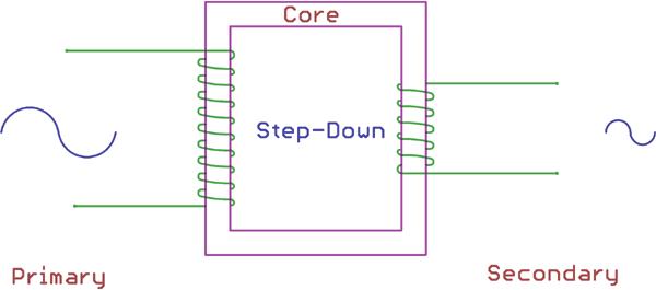 "step down transformer picture માટે છબી પરિણામ"""