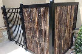 Gallery Of Residential Commercial Privacy Fence Ideas Fencetrac