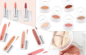 mac cosmetics loud and clear collection