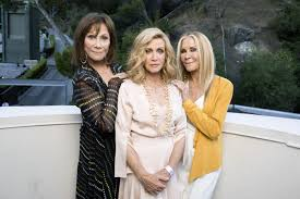 Star trio from 'Knots Landing' keep one another in stitches | The ...