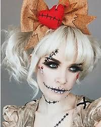voodoo doll makeup tutorial voodoo