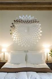 Modern Sunburst Mirror Like Wall Decal Removable Walltat Com