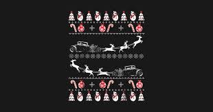 Classic Car Grandparents Christmas T Shirt Xmas Costume Grandparents Kids T Shirt Teepublic